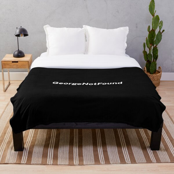 Georgenotfound Gaming Throw Blanket RB0906 product Offical GeorgeNotFound Merch