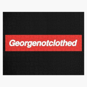 GeorgenotClothed Merch Dream SMP Georgenotfound onlyfans Jigsaw Puzzle RB0906 product Offical GeorgeNotFound Merch