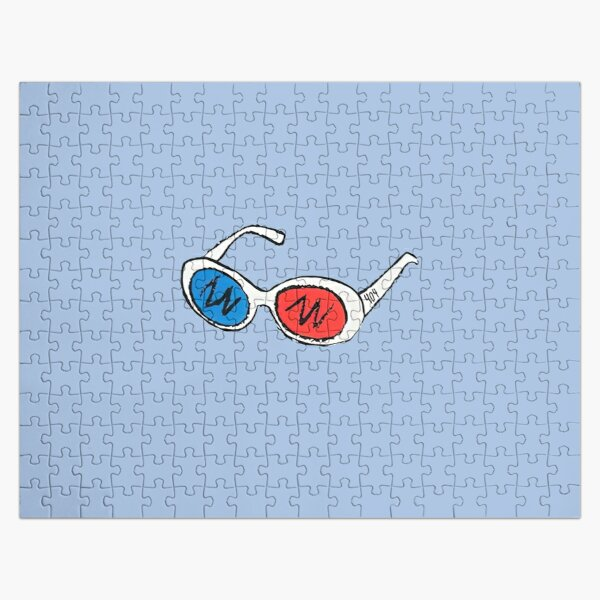 georgenotfound merch Jigsaw Puzzle RB0906 product Offical GeorgeNotFound Merch