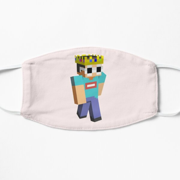 Georgenotfound Glasses Funny Minecraft  Flat Mask RB0906 product Offical GeorgeNotFound Merch