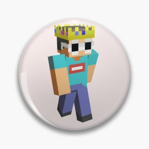 Georgenotfound Glasses Funny Minecraft  Pin RB0906 product Offical GeorgeNotFound Merch