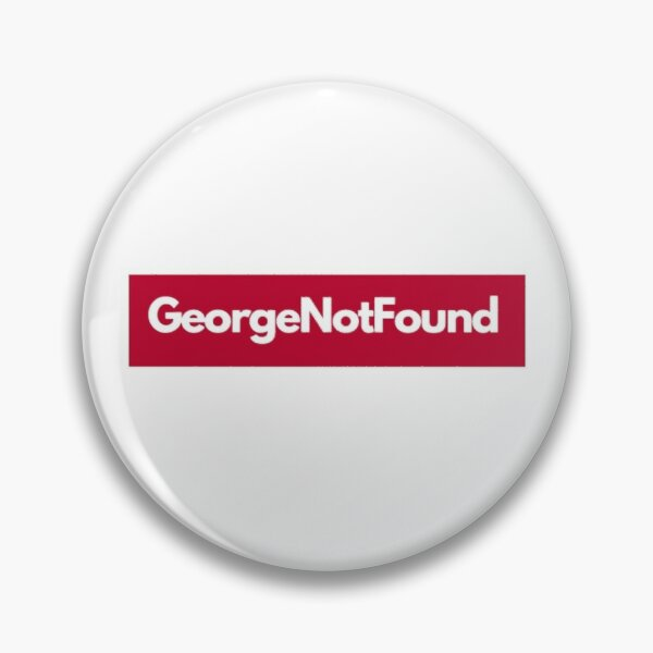 georgenotfound Pin RB0906 product Offical GeorgeNotFound Merch